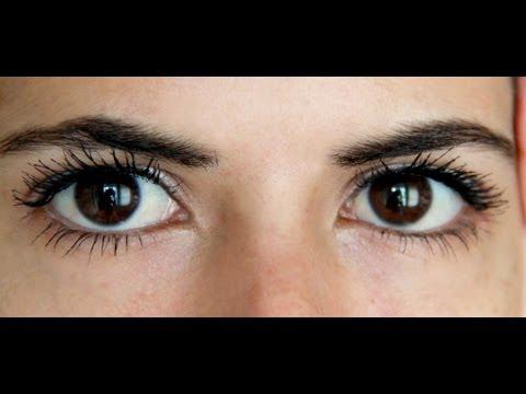 Como agrandar los ojos con maquilaje SUPER FACIL por Laura Agudelo