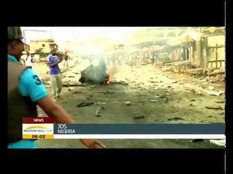 118 people killed following bomb blast in Nigeria