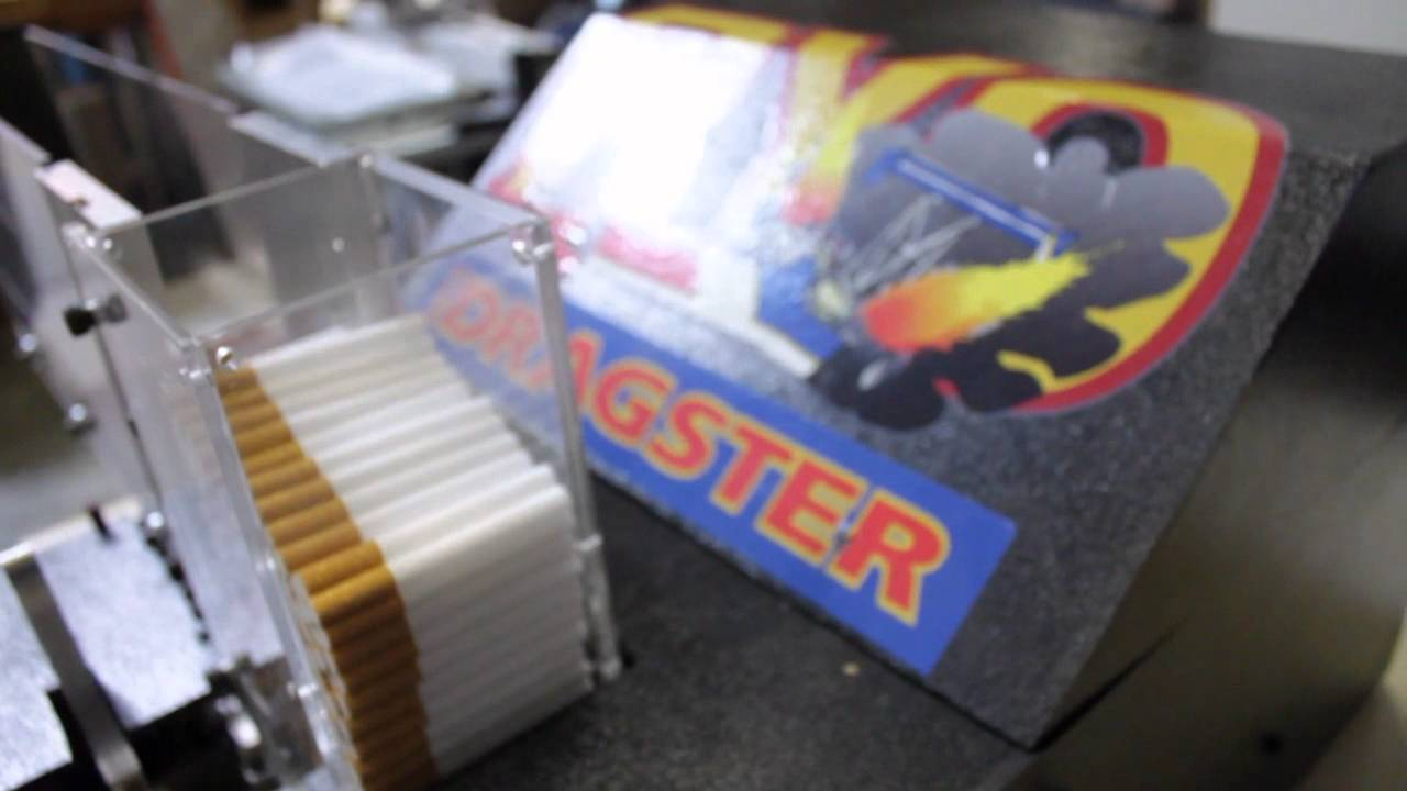 ryo dragster cigarette rolling machine