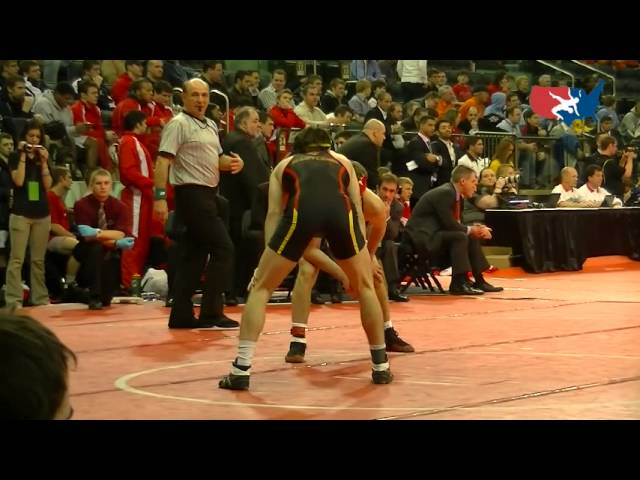 H. Stieber (OS) dec. Goodwin (MD), 141 lbs. at 2012 Grapple At The Garden