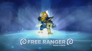 Skylanders: Swap Force Free Ranger Gameplay