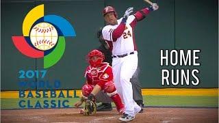 MLB | 2017 World Baseball Classic Home Runs