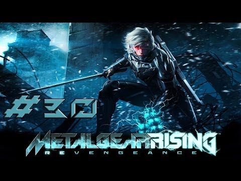 [HD] Metal Gear Rising Revengeance Part 30 (no commentary)