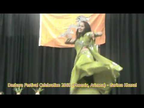 Garima Khanal Dance - Trisuli Bagera Marshyangdi Maa Jharecha