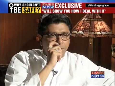 Raj Thackeray : I'll show them how it's done - Exclusive Interview - FULL EPISODE