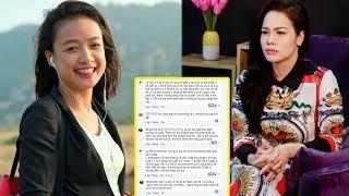 Bị Nhật Kim Anh chửi thẳng mặt vụ yến sào, Lê Bê La đáp trả lại cực choáng,nghe mà câm nín !!!