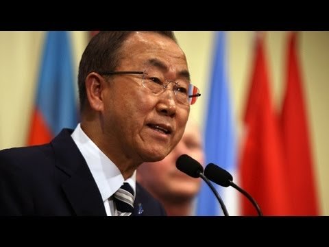 Syria used chemical weapons in 'war crime', says UN