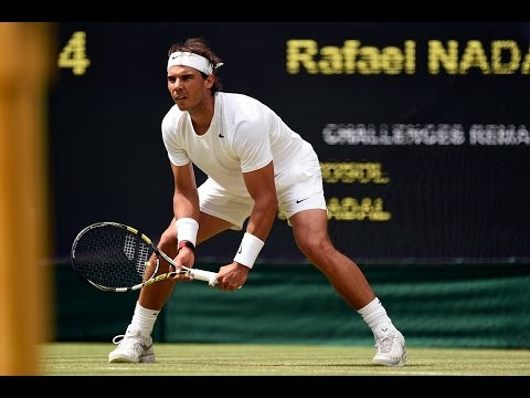 Highlights Day 4: Nadal battles past nemesis Rosol - Wimbledon 2014
