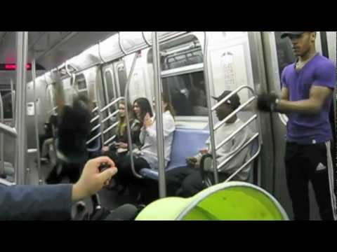 NY Subway Dance