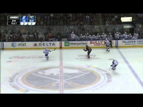 Tampa Bay Lightning vs  Buffalo Sabres 29.03.2014