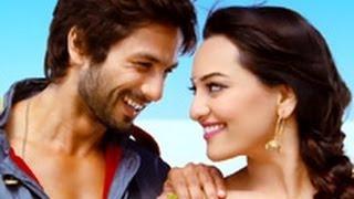 Shahid & Sonakshi In Love??? Hot Latest Hindi News R