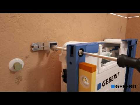 Geberit - Duofix UP200 - instalacja, montaż