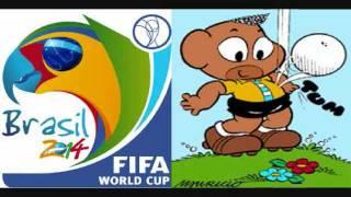 Historia De Los Mundiales De Fútbol (Logos, Mascotas Y