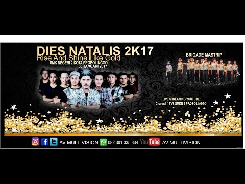 Dies Natalis SMKN 2 PROBOLINGGO Full Version ( Low Quality )