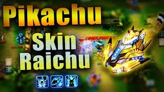 Bang Bang trên zing me - Pikachu Skin Raichu