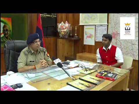 LON NEWS- Mr. Ram Kumar Ji (IPS) IG of Meerut Range with LON Delhi_NCR Team