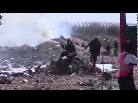 Ethiopian Videos - Ethiopian Military Plane crashed in Mogadishu, Killing at least 4