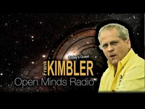 Frank Kimbler reveals a Roswell UFO discovery on Open Minds Radio