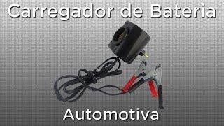 Como Fazer Carregador De Bateria Automotiva Com Luz