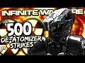 ROAD TO 500 DE ATOMIZER STRIKES Nukes 485 500 Today 4 Infinite Warfare Ps4