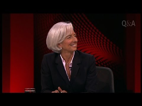 Q&A - Christine Lagarde on Tax Minimisation