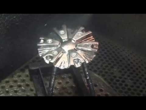 metalização,cromação,espelhação...