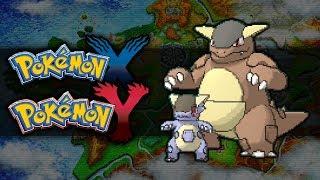 Pokemon X And Y How To Get Mega Kangaskhan