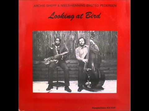 Archie Shepp NHOP Embraceable You online metal music video by ARCHIE SHEPP