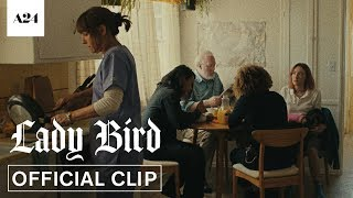 Lady Bird   McPherson Family Breakfast   Official Clip HD   A24