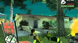 Gta San Andreas:Historias De Terror N.2