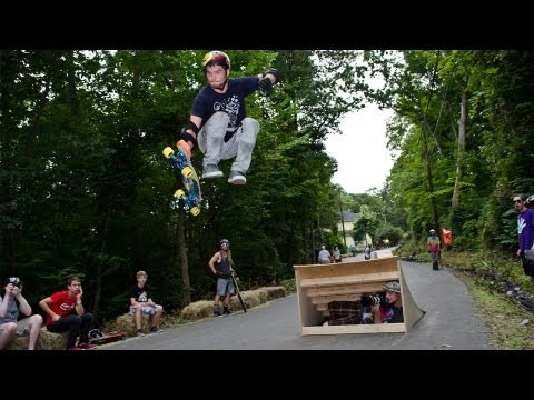 Central Mass 4: Longboard Fest with Original Skateboards