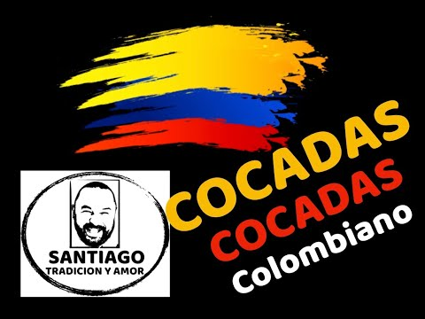 Cocadas Colombianas