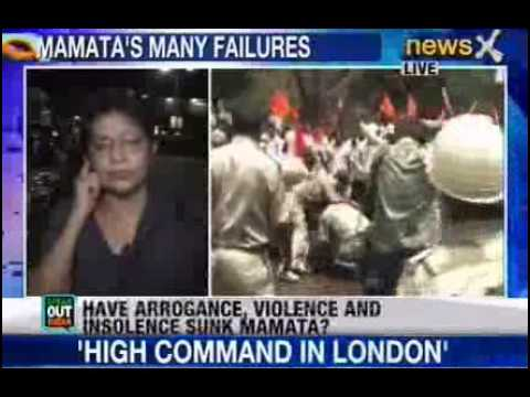 Speak out India: Mamata's many failure Part 1