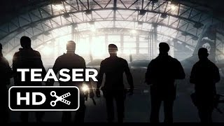 The Expendables 3 Teaser Trailer #1 (2014) Sylvester