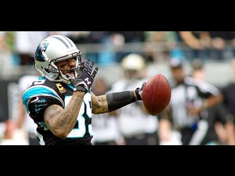 Steve Smith & Carolina Panthers Go Separate Ways