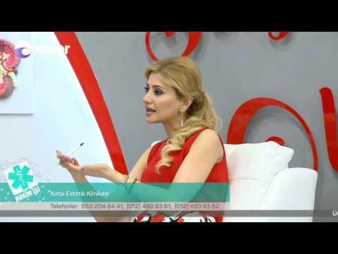 11 07 2017 Hekim ishi  Xetai Klinikasi Dermatoveneroloq Androloq Azər Mirzəyev Mama Ginekoloq Güllər