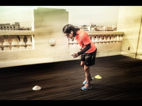 A day with Radamel Falcao, trailer