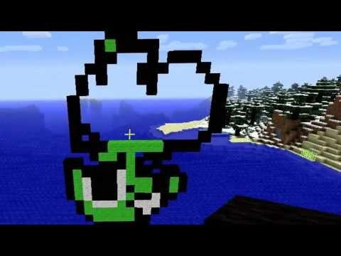 How To Build Yoshi S House In Minecraft