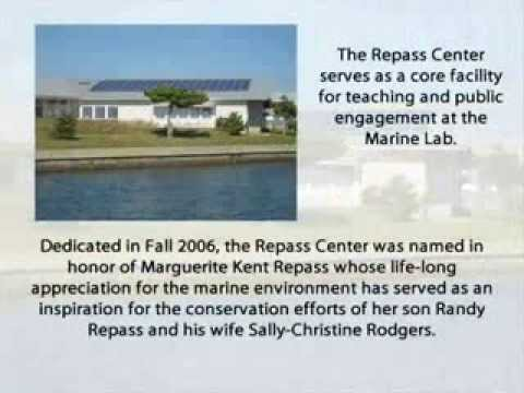 Marguerite Kent Repass Ocean Conservation Center