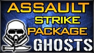 "Call of Duty: GHOSTS - Multiplayer ""ASSAULT STRIKE PACKAGE KILLSTREAKS"" Cod Ghosts"