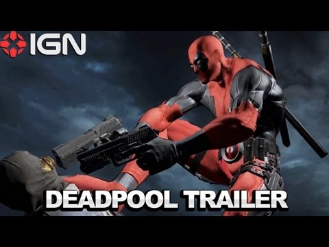Deadpool: The Game - SDCC 2012 Trailer