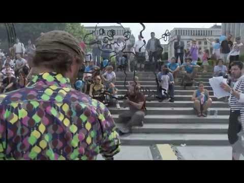 VISITBRUSSELS: Fete de la BD / Stripfeest