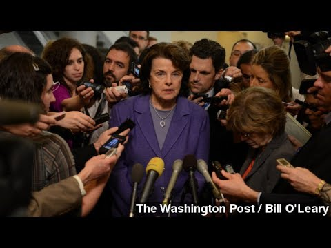 Sen. Feinstein: CIA Spied On Congress
