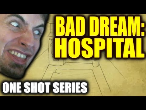 WHERE PAINTING IS A HEALTH HAZARD - Bad Dream: Hospital