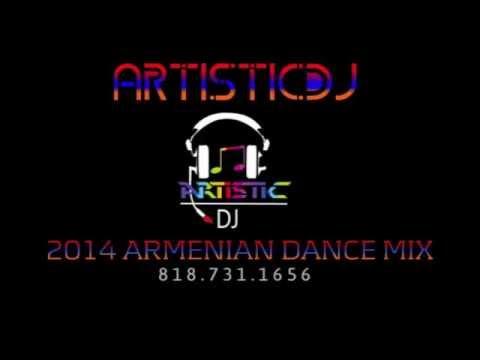 ArtisticDJ 2014 Armenian Dance Mix