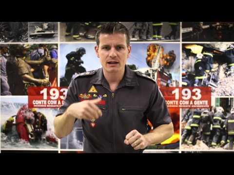 Férias: Bombeiros dá dicas para evitar acidentes domésticos