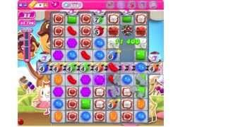 Candy Crush Saga, Nivel 534 ★★★ Sin Boosters
