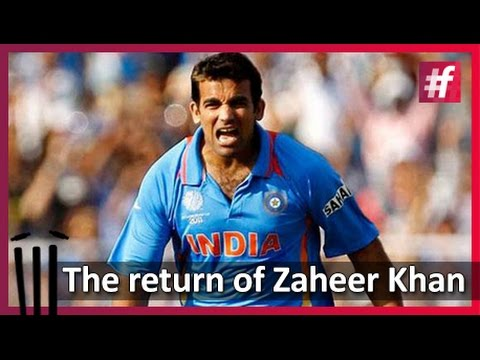 Out of the Box with Harsha Bhogle: The Return of Zaheer Khan