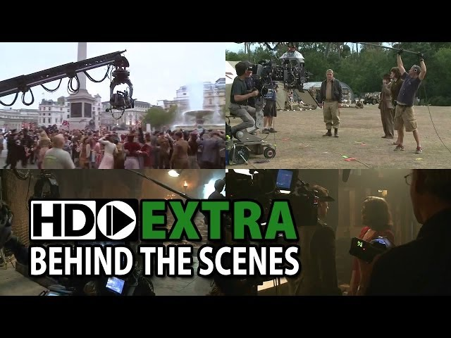 Captain America: The First Avenger (2011) Making of & Behind the Scenes