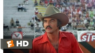 Smokey And The Bandit (9/10) Movie CLIP The Snowman Is
